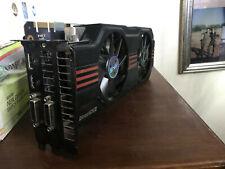 Scheda video Nvidia geforce gtx 570 direct CU II,1280Mb Vram