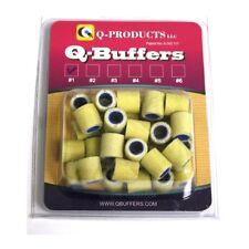Q-Buffers - Mini Buffing Bands - Course - 30pk
