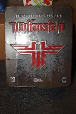 Return to Castle Wolfenstein: Game of the Year (PC, 2002),Metal Case