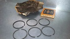 45 harley Davidson NOS Piston Ring set NEW IN BOX Genuine .010 RINGS 261-38B