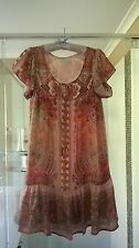 Forever New A Line Dress Size 6 EUC