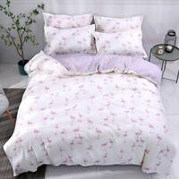 Animal Printing Bedding Set Duvet Quilt Cover+Sheet+Pillow Case Four-Piece Hot