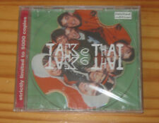 Take That ‎/ Shaped Audio-CD / Robbie Williams Interview / 1996