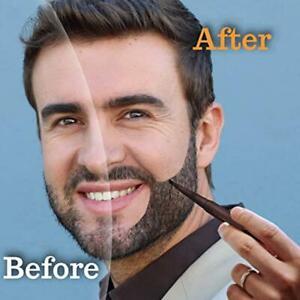 1xBeardfully Beard Filler Pen Black Fill Gaps and Patches Thicken Beard New