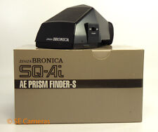 ZENZA BRONICA SQ-AI AE PRISM FINDER S FOR BRONICA SQ-AI ETC *MINT*