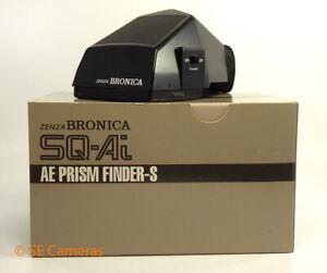 ZENZA BRONICA SQ-AI AE PRISM FINDER S FOR BRONICA SQ-AI ETC *MINT*