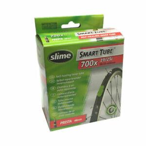 SLIME INNER TUBES 700c x 19/25 Self Sealing Inner Tubes