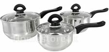 Unbranded Saucepans & Stockpots with Lid