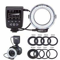 Meike Macro Ring Flash/ light FC100 For Canon Nikon Pentax Olympus DSLR Camera