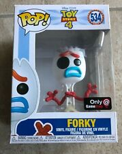 Funko Pop! Exclusive Disney Pixar Toy Story 4 Sad Face Forky Figure #534 New