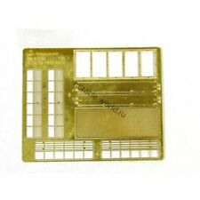 Microdesign 035201 Photoetched grille set for tank T-34/76 mod. 1941-1943 1/35