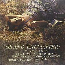 Sacha Distel, John L - Grand Encounter: 2 Degrees East 3 Degrees West [New Vinyl