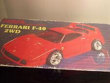 PRAFA Ferrari F40 RC Nitro Scala 1:8
