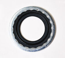 FORD OEM Engine Oil Pan-Drain Plug Gasket F3DZ6734A