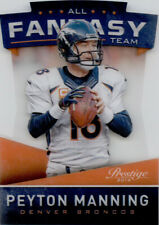 2014 Prestige All Fantasy Team #1 Peyton Manning - NM-MT
