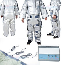 Infrared Sauna Suit Full Body Heating Fitness Healthy Detox Weight Loss Massager