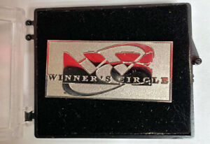 NHRA TOP ELIMINATOR  WINNERS CIRCLE PIN FOR US NATIONAL IN 2000 VIP GUEST