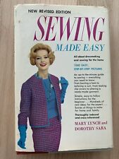 Sewing Made Easy New Revised Edition 1950 1952 1960