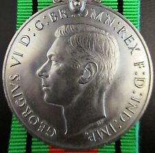 REAL WW2 AUSTRALIA BRITISH 1939-45 THE DEFENCE MEDAL FIGHTING JAPS & GERMANS -01