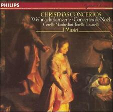 NEW Christmas Concertos - I Musici / Garatti (CD, 1989 Philips) FREE SHIPPING