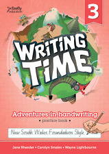 Writing Time NSW Ed Student Practice Book 3....Great for extra practice at home!