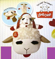 "Lamb Chop Fancy Pal - by Aurora World - 10"" - Brand New - #15257 - Clearance!"
