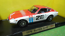 DATSUN 240 Z #26 1/18 ROAD SIGNATURE YAT MING 92529 voiture miniature collection