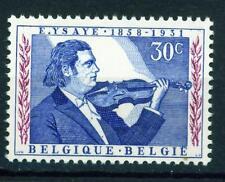 Art Music Belgium 63422 Postal History: Maximum Card 1969