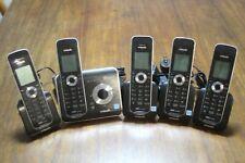 VTECH DS6421-3 Telephone - 5 Handsets