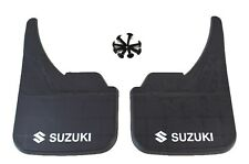 Universal Car Mudflaps Front Rear Suzuki Branded Swift SX4 Vitara Mud Flap Guard
