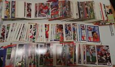 Patriots Lot of Approximately  650 Late 80's to 90's Football Cards 101118DBT5