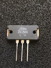 2SC2564-O - Silicon NPN Epitaxial Type – O = hFE: 80 ~ 160 - MT-200 - Toshiba