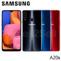 "Samsung Galaxy A20S SM-A207M/DS Dual Sim Factory Unlocked 6.5"" 32GB 3GB RAM New"