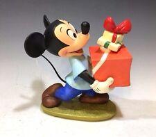 Walt Disney Collection Pluto's Christmas Tree Figurine