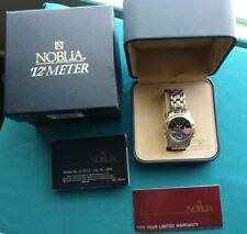 Citizen Noblia Chronograph 12 ' Meter Two Tone  Quartz Watch #5001