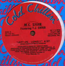 MC Shan ‎– Left Me Lonely (Still Sealed)