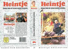 (VHS) Heintje - Einmal wird die Sonne wieder scheinen - Heintje Simons (1970)