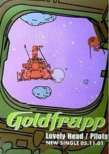 Goldfrapp Poster Lovely Head/Pilots