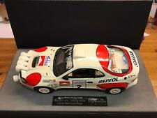 Top Marques Toyota Celica Turbo 4WD #2 Rally Lombard  winner 1992 Sainz 1/18