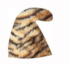 Stampa tigrata Cavernicolo Nano Da Giardino Cappello SETTE 7 NANI PRIMITIVA Costume  Grande Puffo 5e0b37abbda2