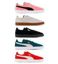 d7c2dbe70f83 Zapatillas deportivas de hombre rosas PUMA Suede