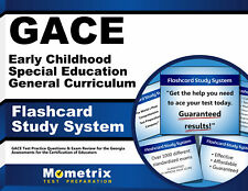 GACE Early Childhood Special Education General Curriculum Flashcard Study System