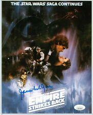 James Earl Jones Darth Vader Signed Auto Autograph 8x10 Photo Star Wars JSA