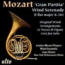 Jane Glover, London - Gran Partita Wind Serenade [New CD]