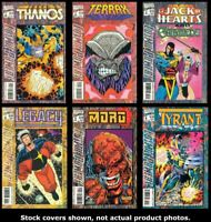 Cosmic Powers 1 2 3 4 5 6 Marvel 1994 Complete Set Run Lot 1-6 VF/NM