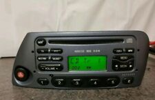 ford ka 6000 cd rds radio cd player with code 97KP18C815DA