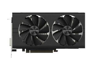 Sapphire PULSE Radeon RX 580 8GB GDDR5 PCI-E Dual HDMI / DVI-D / Dual DP OC