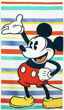 New Disney Mickey Mouse Summer Fun Beach Towel NWT