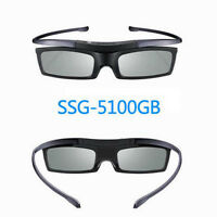 New Genuine For Samsung SSG-5100GB 3D Active Shutter Glasses 3D TV's SSG4100GB