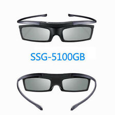 2x New Genuine For Samsung SSG-5100GB 3D Active Shutter Glasses 3D TV SSG4100GB